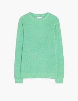 Girls Green Sweater
