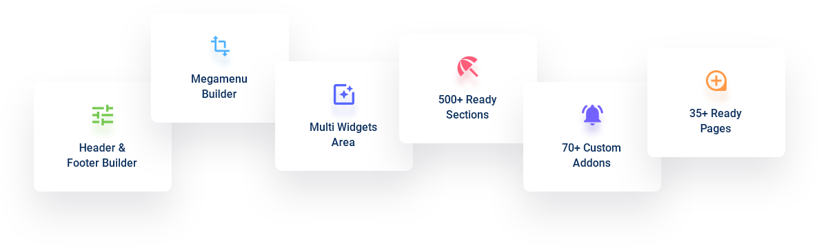 Feature Info ElementsKit