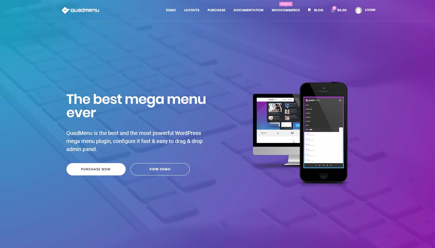 best mega menu for wordpress