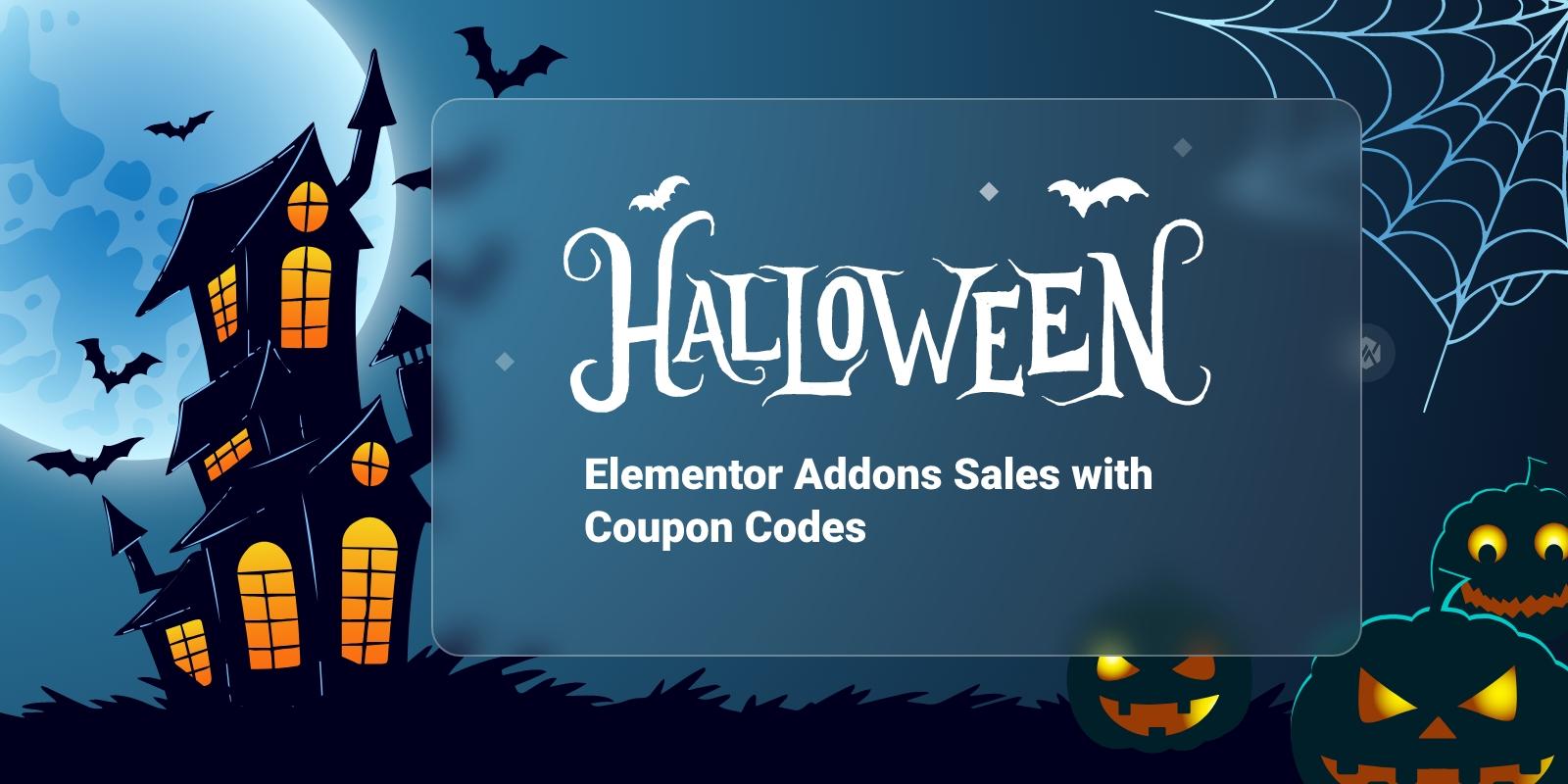 Best Elementor Addon Halloween Coupons & Deals