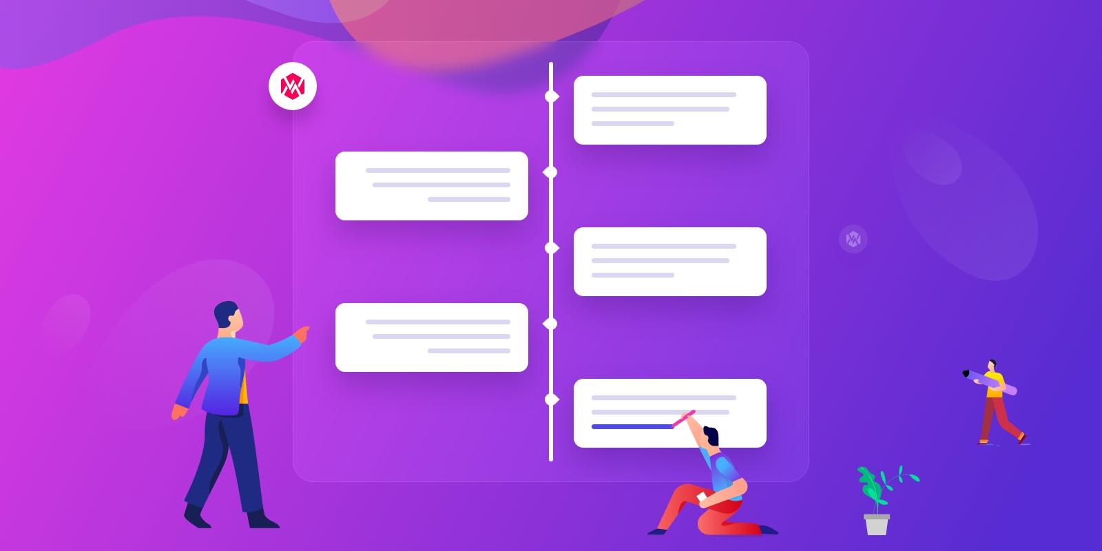 Create Amazing Content Timeline in WordPress Using Elementor