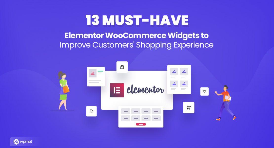 13-Must-Have-Elementor-WooCommerce-Widgets-Banner