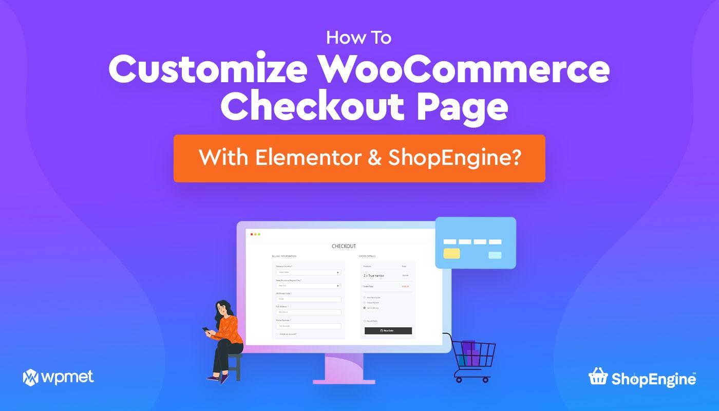 Customize Checkout Page