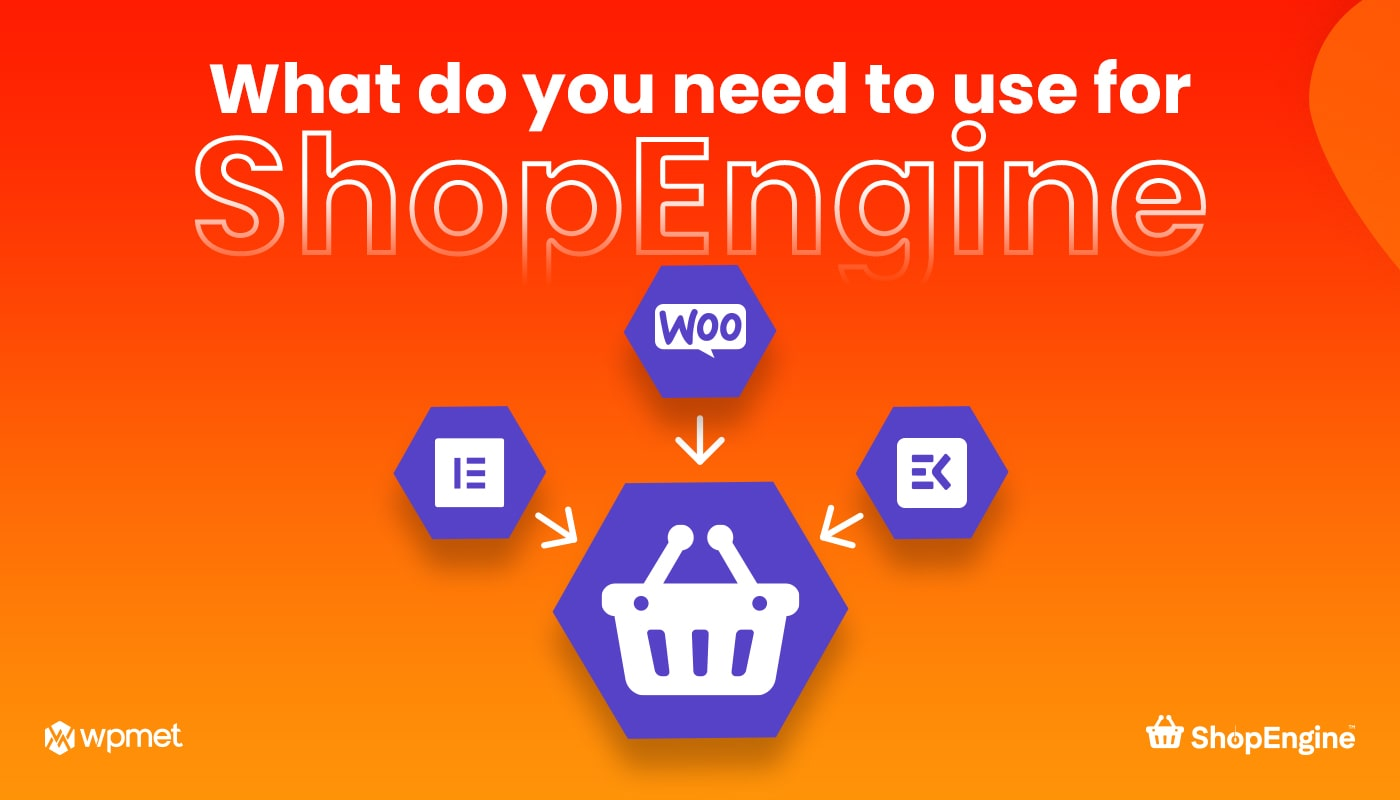 Required Plugin to Use ShopEngine