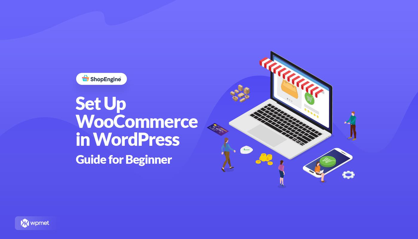 Set Up WooCommerce In Wordpress