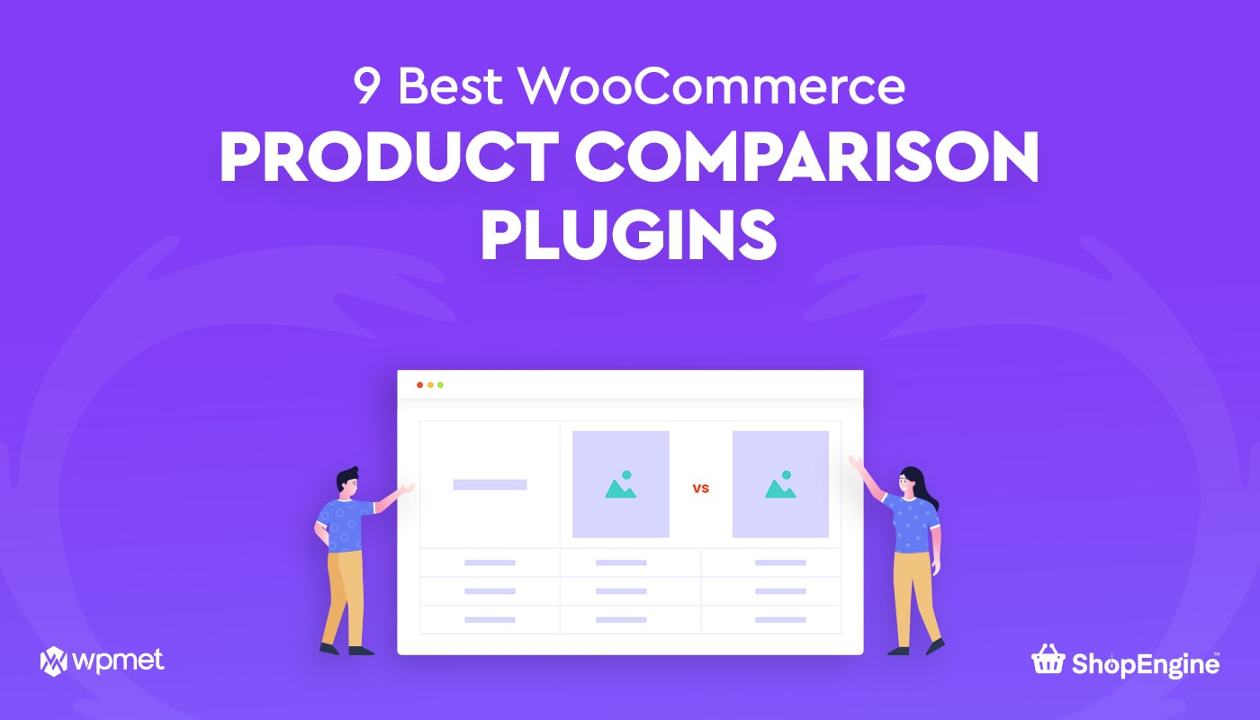 9 Best WooCommerce Product Comparison Plugins Banner