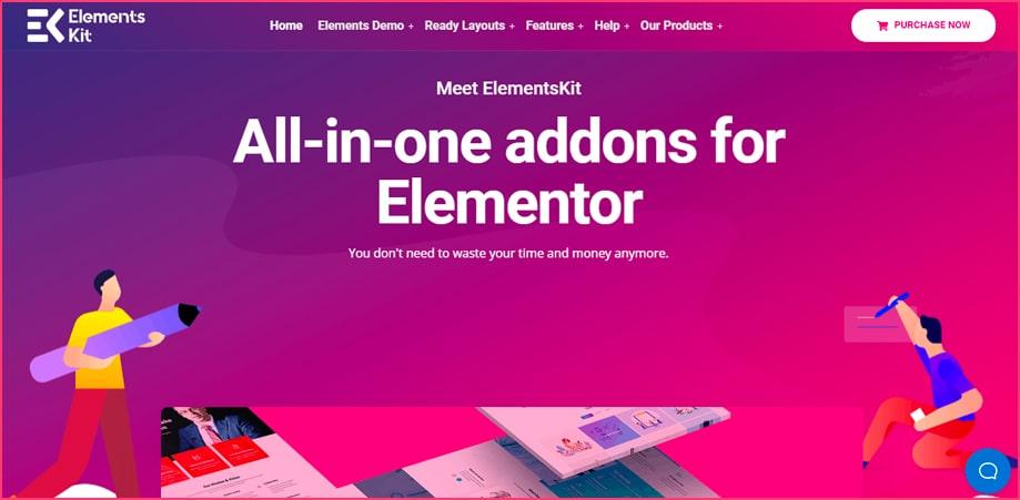 ElementsKit_Timeline_Widget_WPmet