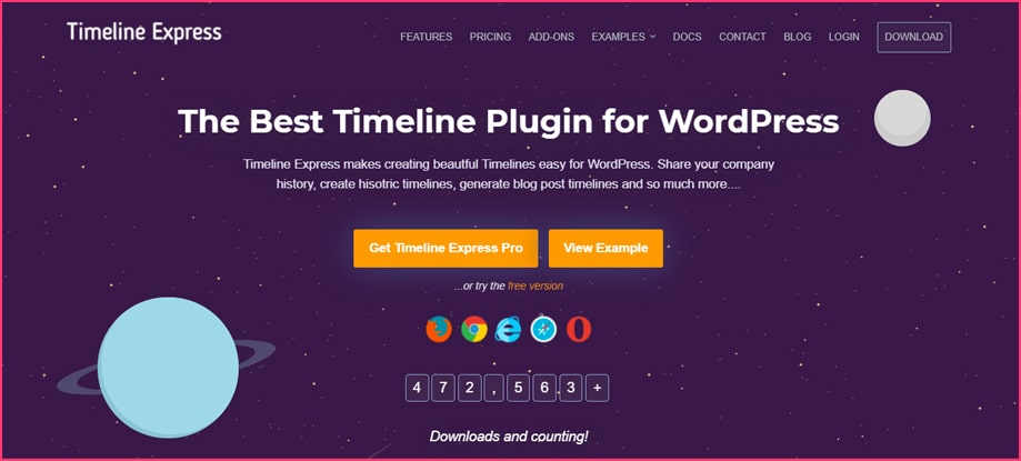 Timeline_Express_WPmet