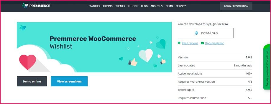 Premmerce_WooCommerce_Wishlist_Effective_WooCommerce_Product_Wishlist_Plugins