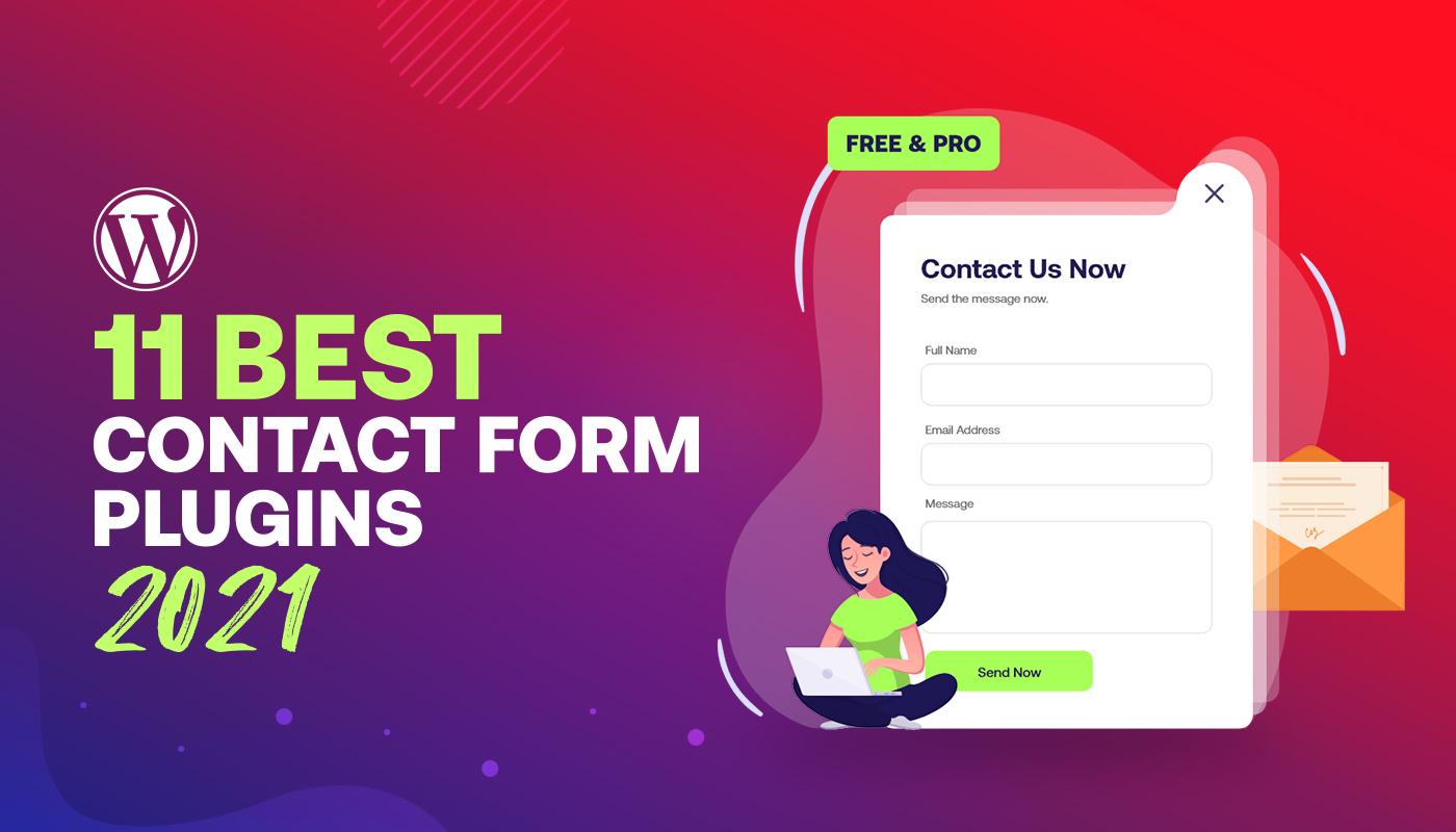 Best WordPress Contact Forms