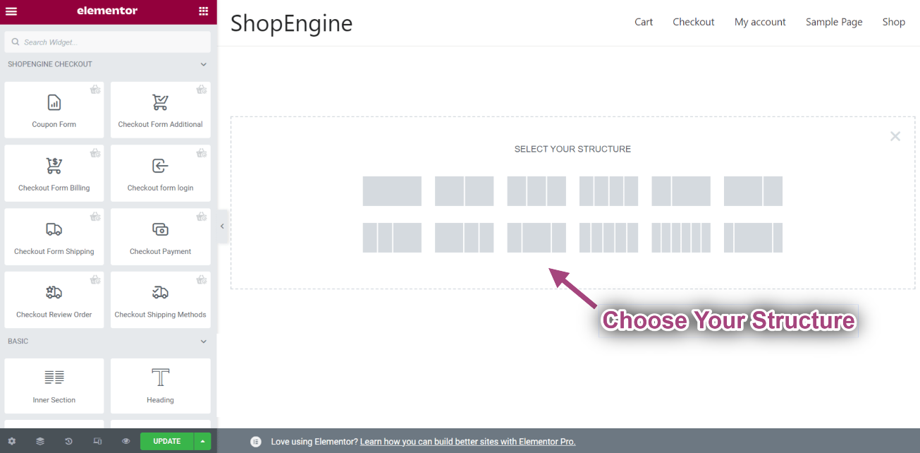 customize woocommerce checkout page