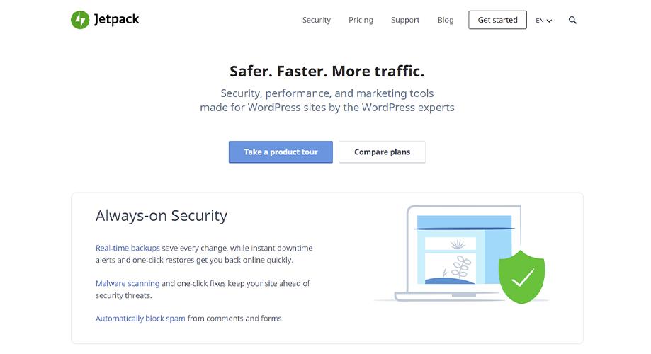 Jetpack Forms Best Contact Form in WordPress