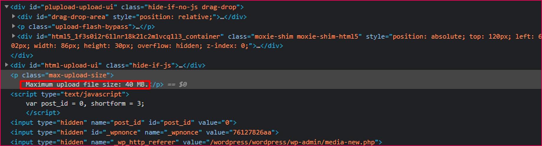 How to Increase WordPress Memory Limit_Wpmet_image 4