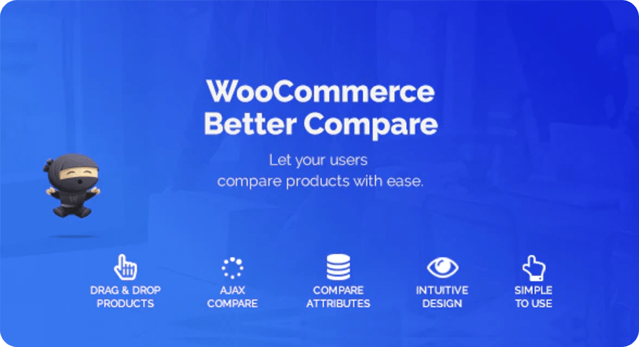 WooCommerce Better Compare for Shop Page
