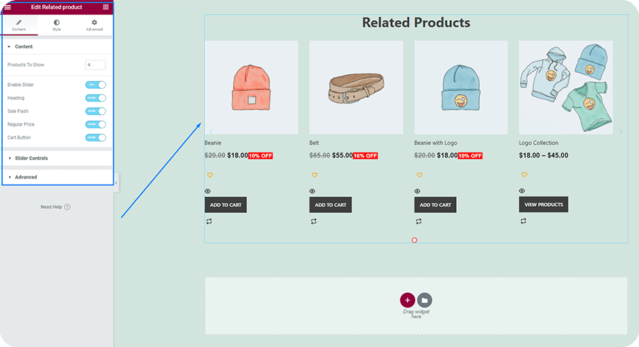 Show Related Products on Your WooCommerce Product Page
