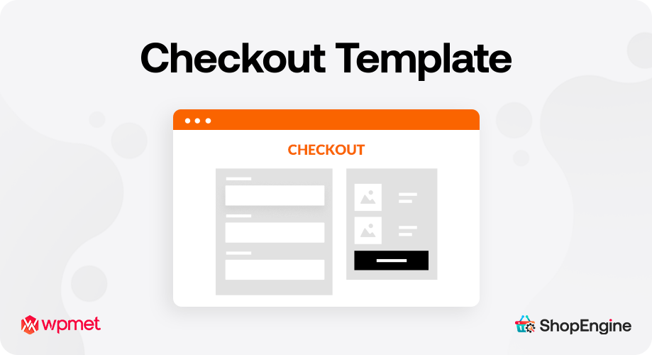 Checkout Template