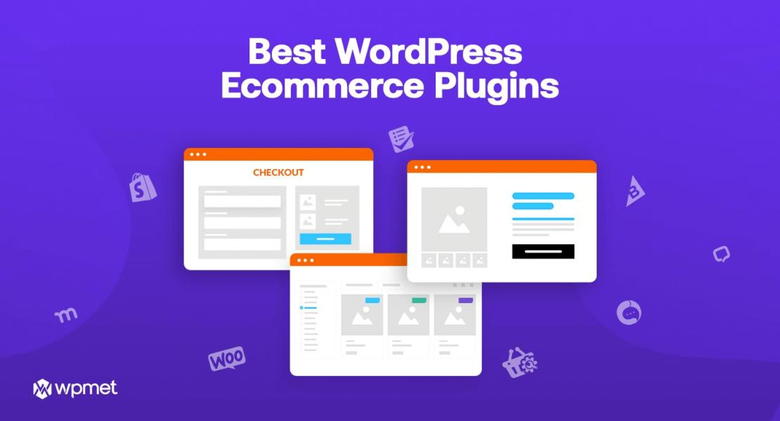 Best WordPress ecommerce plugins - Wpmet