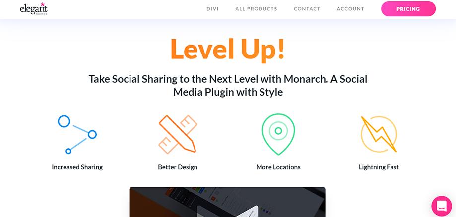 Key Features of WordPress Social Media Plugin Monarch