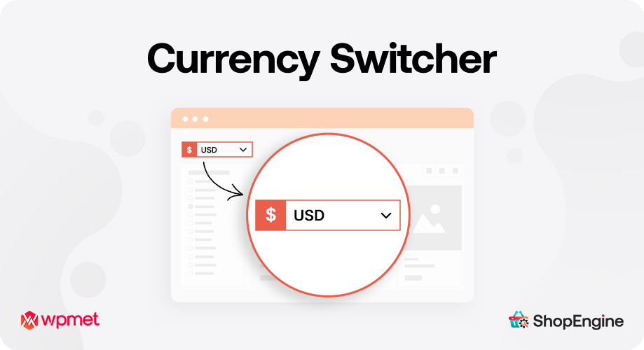 Switch Currency in Just One Click